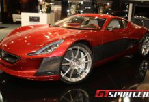 Monaco 2012 Rimac Concept One with HRE Wheels and Vredestein Tyres