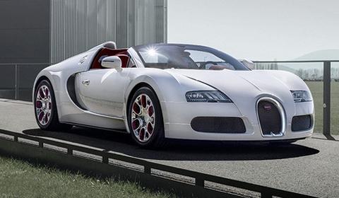 Official: Bugatti Veyron Grand Sport Wei Long 2012 - GTspirit