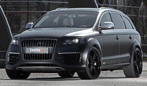 600hp Audi Q7 V12 TDI Foiled by Fostla - GTspirit
