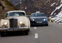Bentley Ready for Mille Miglia 2012