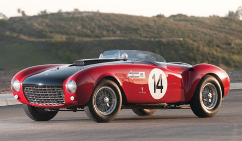 For Sale: Ferrari 375 MM Spider - GTspirit