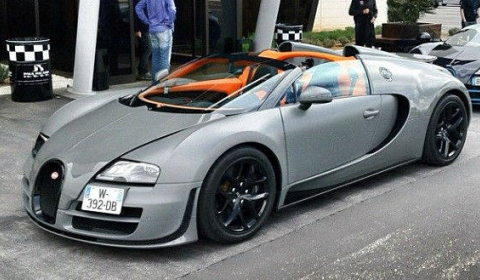first drive in bugatti veyron grand sport vitesse gtspirit. Black Bedroom Furniture Sets. Home Design Ideas