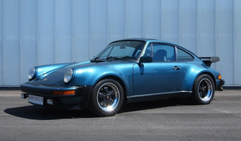 For Sale: Bill Gates Porsche 911 Turbo up For Auction - GTspirit