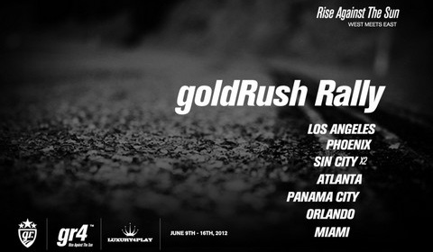 GoldRush 4 - Rise Against The Sun