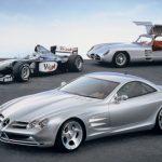 History of the Mercedes-Benz SLR McLaren 03