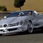 History of the Mercedes-Benz SLR McLaren 04