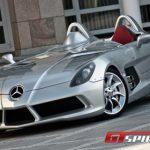 History of the Mercedes-Benz SLR McLaren 06
