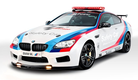 New BMW M6 MotoGP Safety Car at M-Festival