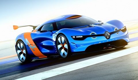 Beautiful New Renault Alpine To Launch By 2015