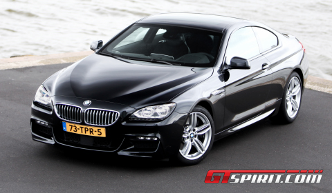 Road Test 2012 BMW 650i Coupe 01
