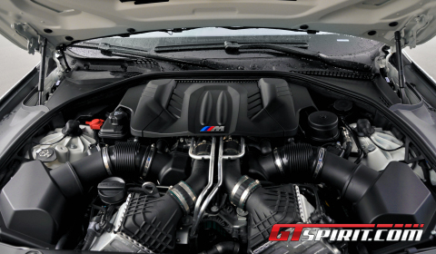 Road Test 2012 BMW F10M M5 03