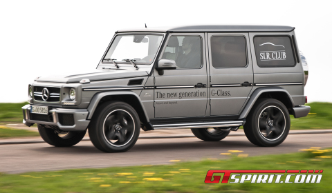 Road Test Mercedes-Benz G 63 AMG 02
