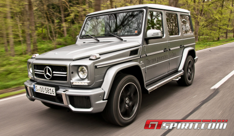 Road Test Mercedes-Benz G 63 AMG