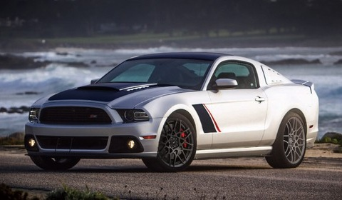 Roush Mustang for Charity