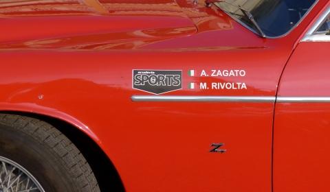 Zagato and Scuderia Sports Ready for Mille Miglia 2012 01