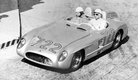 Mille Miglia 2012 Historical