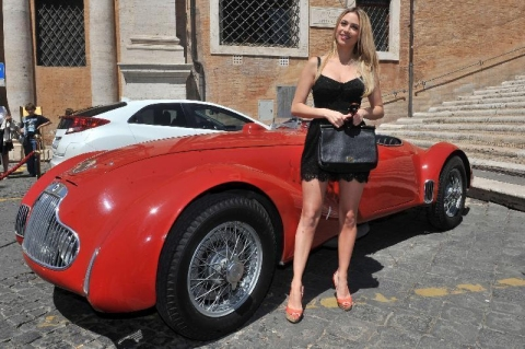 Mille Miglia 2012 Model
