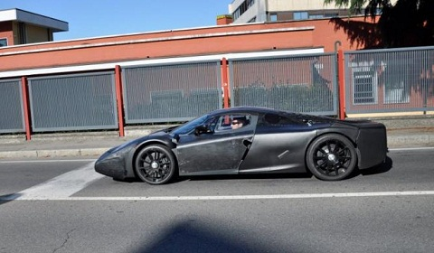 Ferrari F70 Test Mule Spotted in Maranello