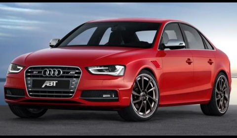 Official ABT Sportsline S4