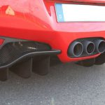 Official Capristo Exhaust and Carbon Fiber Parts for Ferrari 458 Italia