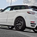 Official Onyx Rogue Edition Based on Range Rover Evoque