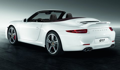 Official Porsche 991 Carrera S 430hp by Porsche Exclusive  GTspirit
