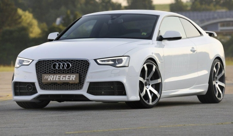 Official Rieger RS5-Styled Body Kit for Audi A5 Facelift