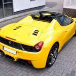 Photo Of The Day Yellow Ferrari 458 Spider by Willem de Zeeuw