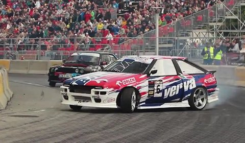 Polish Drift Championship 2012 - Round 1