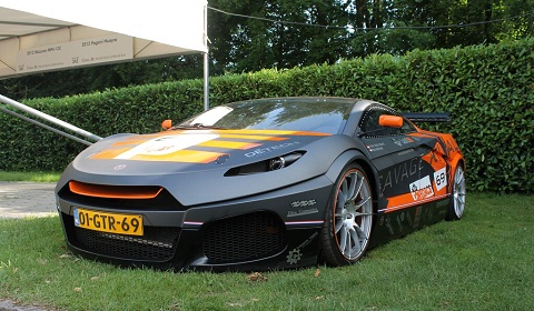 Savage Rivale GTR at Goodwood Festival of Speed 2012