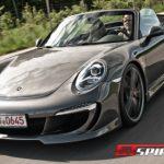 Road Test Gemballa GT Porsche 911 (991) Cabriolet Aerokit