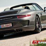 Road Test Gemballa GT Porsche 911 (991) Cabriolet Aerokit 01