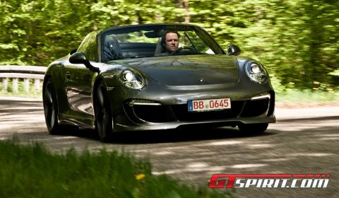 Road Test Gemballa GT Porsche 911 (991) Cabriolet Aerokit 03