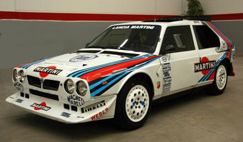 for sale: martini racing lancia delta s4 group b - gtspirit