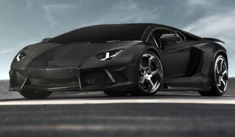 Mansory Aventador Carbonado Black Diamond