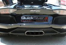 Quicksilver Exhaust for Lamborghini Aventador LP700-4