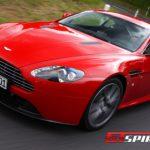 Road Test 2012 Aston Martin V8 Vantage Facelift