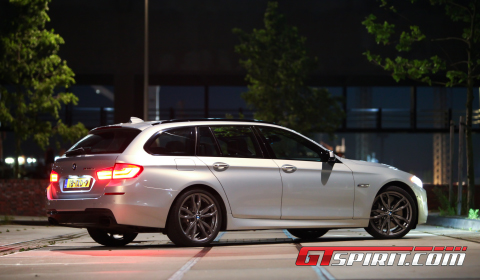 Road Test 2012 BMW M550d xDrive Touring 01