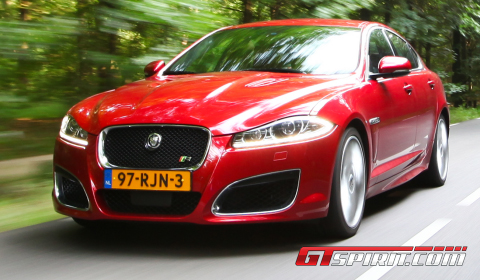 Road Test 2012 Jaguar XFR