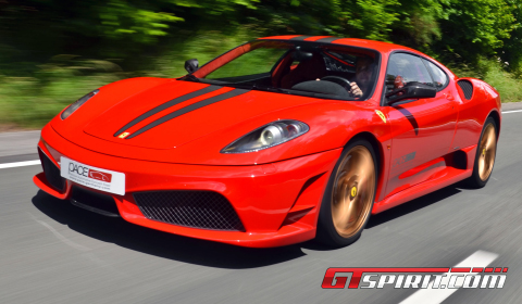 Road Test Ferrari 430 Scuderia