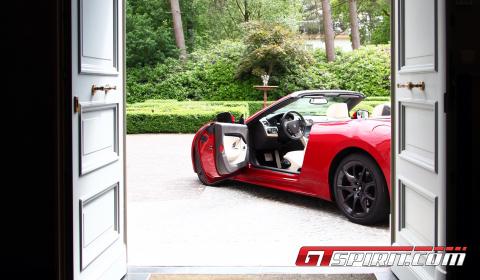 Road Test 2011 Maserati GranCabrio Sport 03