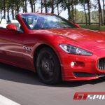 Road Test 2011 Maserati GranCabrio Sport