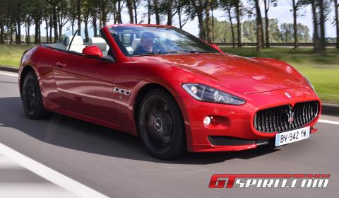 Road Test: 2011 Maserati GranCabrio Sport - GTspirit
