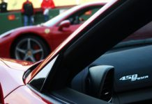 SEFAC Ferrari Day 2012 in Johannesburg