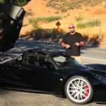 Video Matt Farah Drives Hennessey Venom GT Spyder