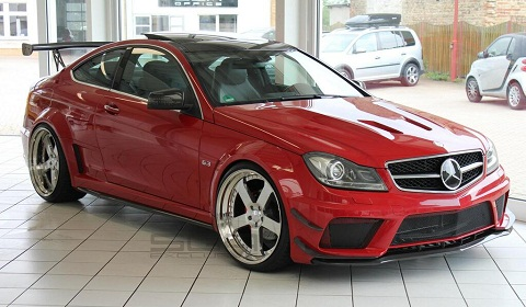c63 black series conversion for mercedes benz c350 coupe. Black Bedroom Furniture Sets. Home Design Ideas