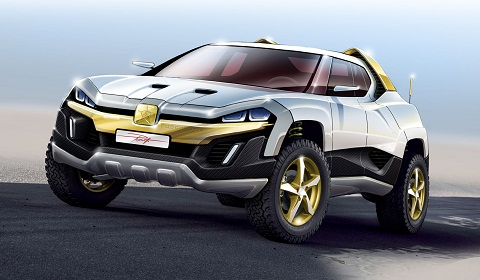 Official Dartz And Saxon Automobile Unveil Nigal Dakar Luxury Suv