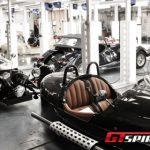 Factory Visit Morgan Motor Company 01