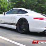 First Drive KW iSuspension on Porsche 991 Carrera S 01