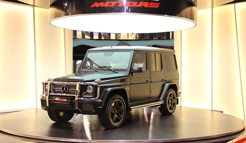 five mercedes benz g65 amg for sale in dubai